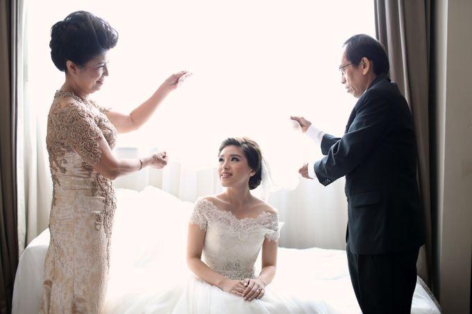 Kenny & Elisa Wedding Day by Hope Portraiture - 011