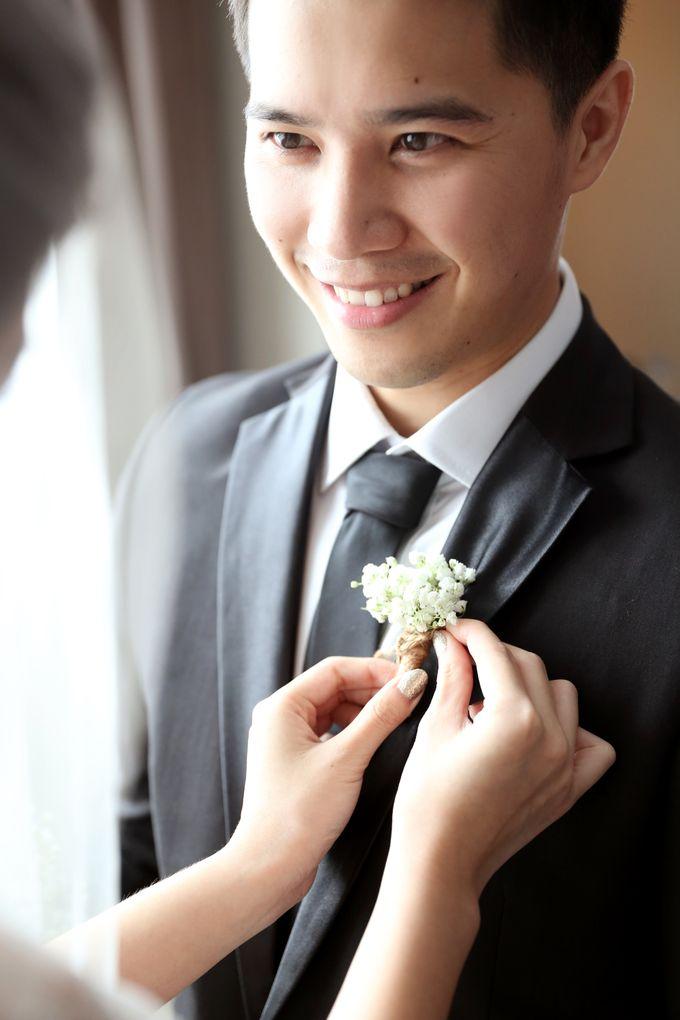 Kenny & Elisa Wedding Day by Hope Portraiture - 023