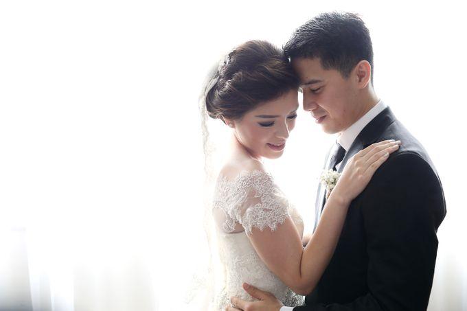 Kenny & Elisa Wedding Day by Hope Portraiture - 025