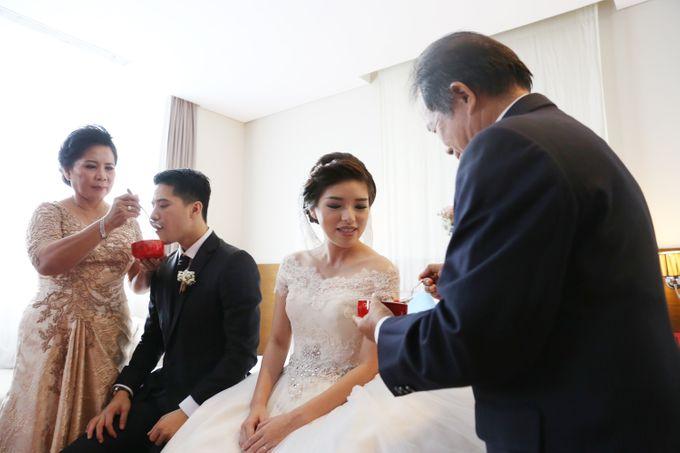 Kenny & Elisa Wedding Day by Hope Portraiture - 027