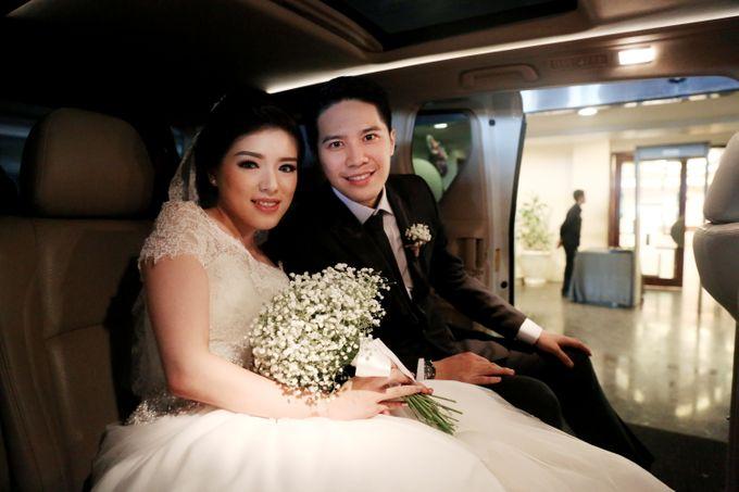 Kenny & Elisa Wedding Day by Hope Portraiture - 028