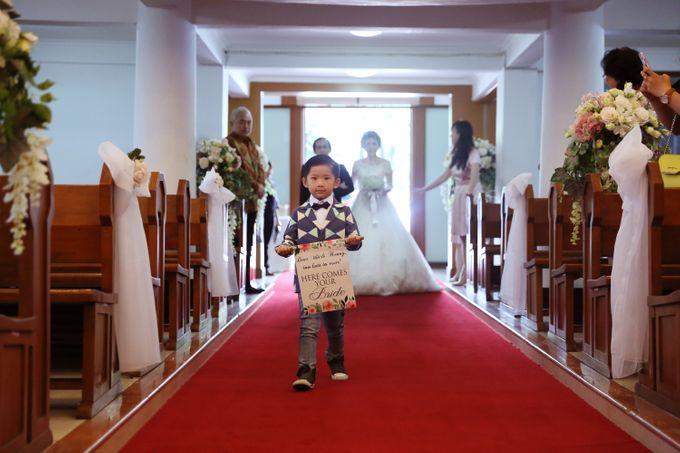 Kenny & Elisa Wedding Day by Hope Portraiture - 029
