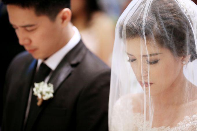 Kenny & Elisa Wedding Day by Hope Portraiture - 030