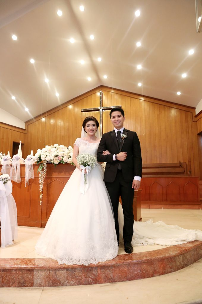 Kenny & Elisa Wedding Day by Hope Portraiture - 034