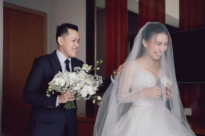 Menara Mandiri - Prosesi Penjemputan Juan & Bella by IKK Wedding Venue - 003