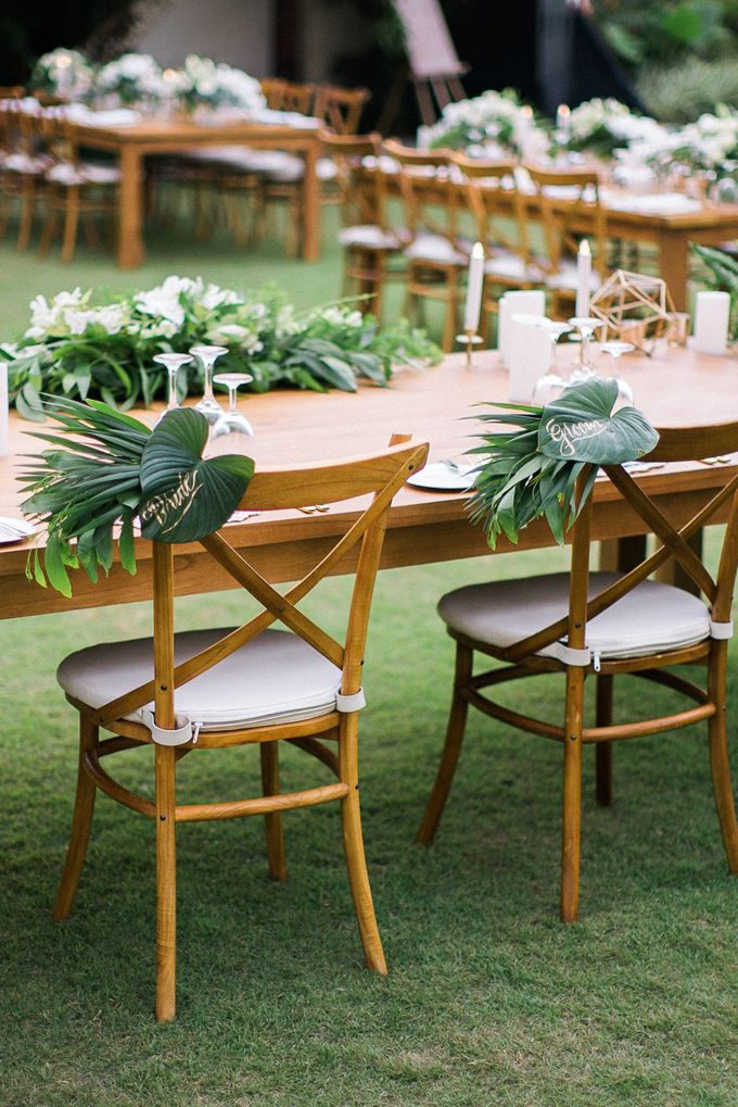 Natural x Relaxed x Tropical by THE HOST TABLE - 005