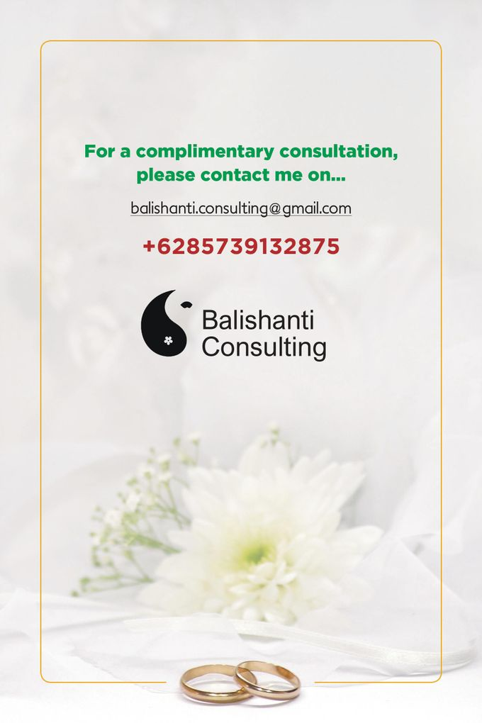 Three biggest cost decisions of your wedding by Balishanti Consulting - 011