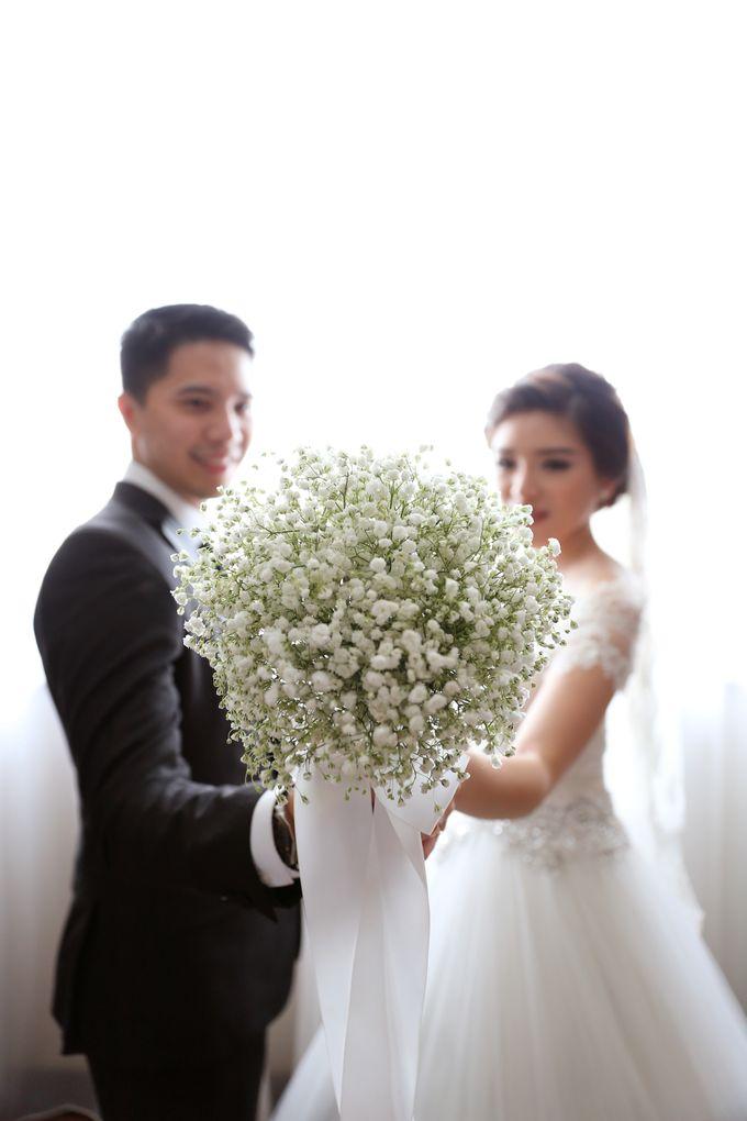 Kenny & Elisa Wedding Day by Hope Portraiture - 036