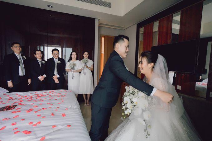 Prosesi Penjemputan Juan & Bella by Skenoo Hall Emporium Pluit by IKK Wedding - 005
