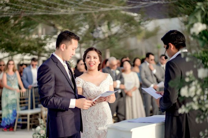 The Wedding of Naomi & Daniel by Bali Eve Wedding & Event Planner - 014