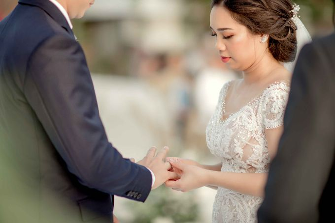 The Wedding of Naomi & Daniel by Bali Eve Wedding & Event Planner - 017