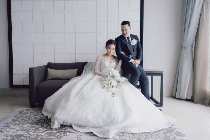 Menara Mandiri - Prosesi Penjemputan Juan & Bella by IKK Wedding Venue - 006