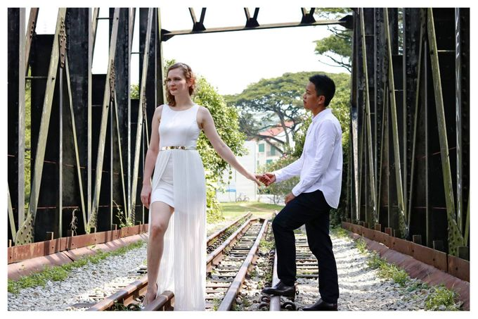 Anna and Bai Pre Wedding Casual Photo Shoot by EPeak Event Solutions - 013