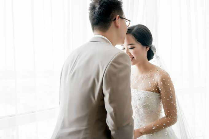 The Wedding Of  Arvin & Jessica by Finest Organizer - 017