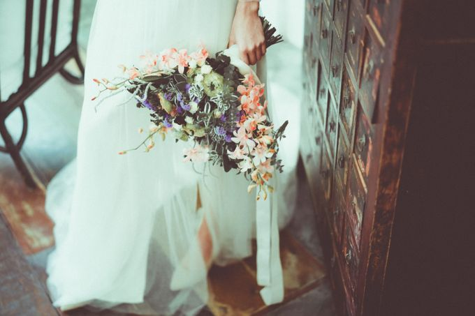 Contemporary & Peculiar Whimsical by Desmond Tang Photography - 006