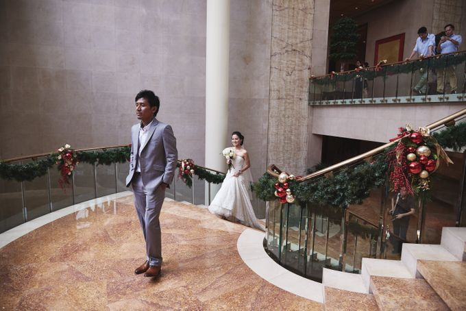 Actual Wedding Day - Syazwan & Eva (Part 1) by A Merry Moment - 012