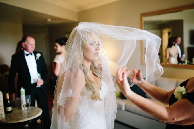 The love story of Bec & Callum - the minimalistic wedding by BWedding Invitations - 009