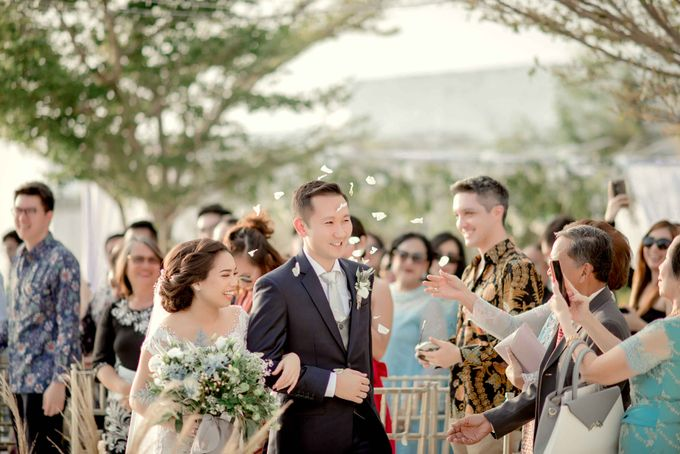 The Wedding of Naomi & Daniel by Bali Eve Wedding & Event Planner - 020
