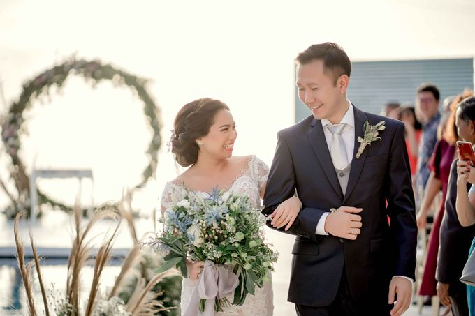 The Wedding of Naomi & Daniel by Bali Eve Wedding & Event Planner - 021
