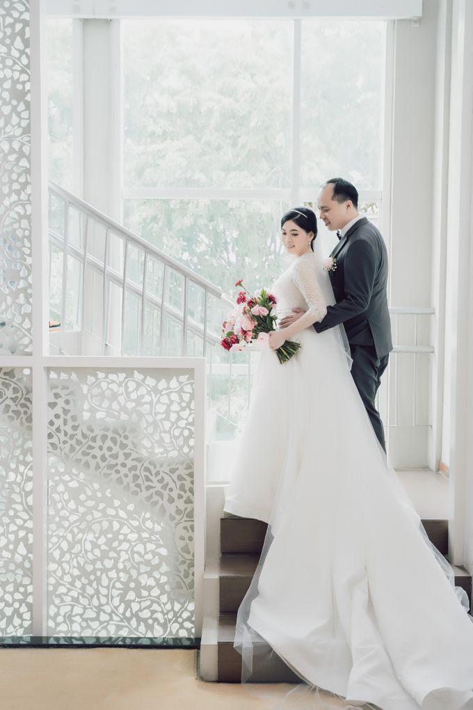 Hendra & Stephanie's Wedding by Cloche Atelier - 007