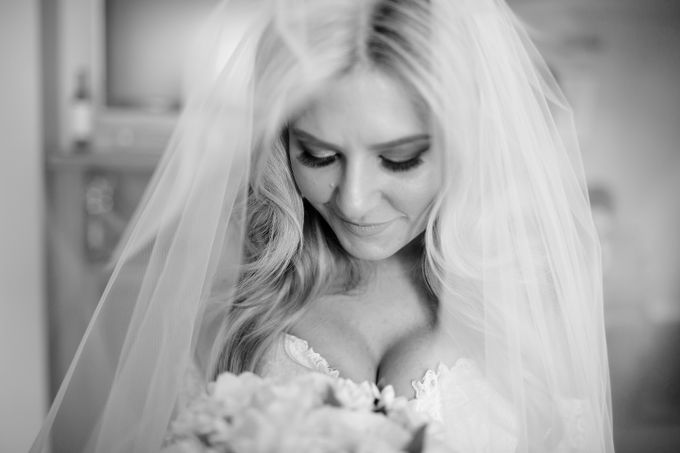 The love story of Bec & Callum - the minimalistic wedding by BWedding Invitations - 010