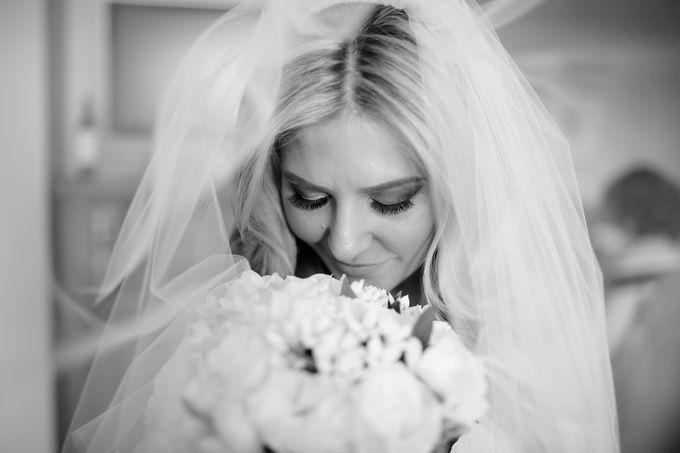 The love story of Bec & Callum - the minimalistic wedding by BWedding Invitations - 011