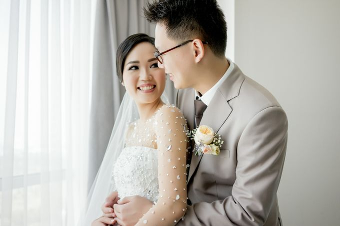 The Wedding Of  Arvin & Jessica by Finest Organizer - 018