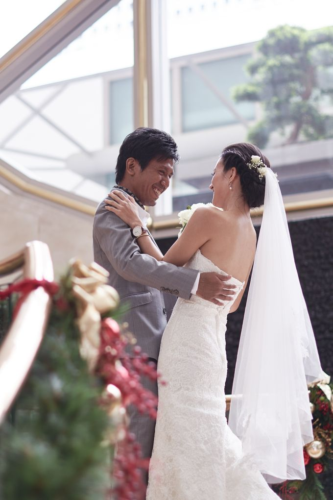 Actual Wedding Day - Syazwan & Eva (Part 1) by A Merry Moment - 013