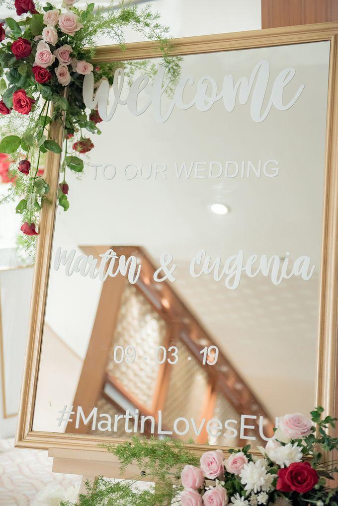 The Wedding of Martin & Eugenia by Mandarin Oriental, Jakarta - 008