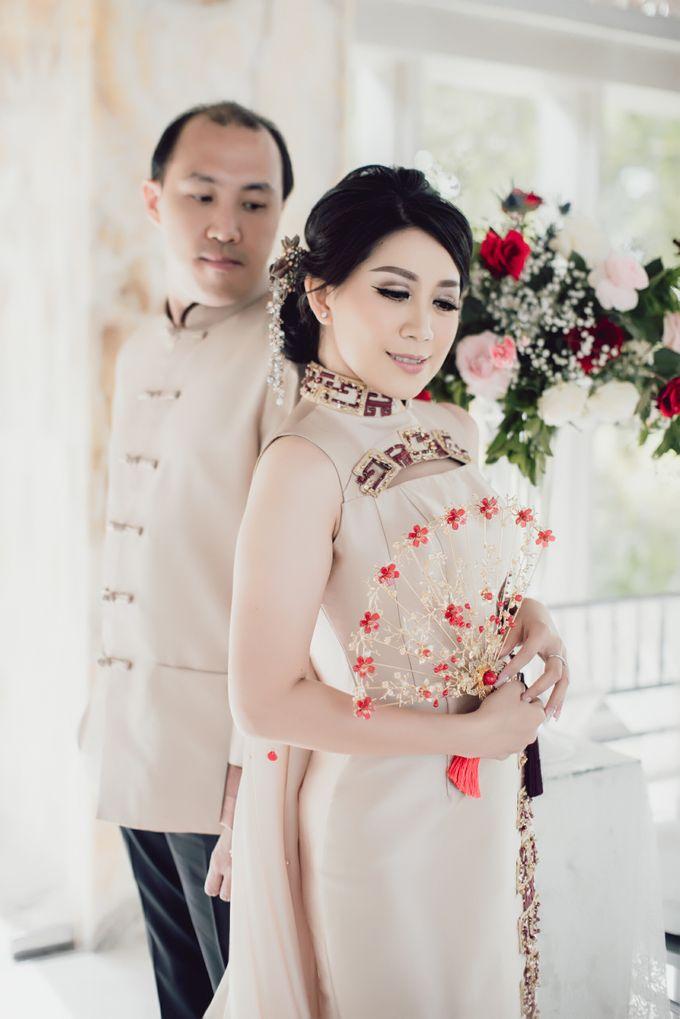 The Wedding of Senjaya & Livia by Bali Wedding Atelier - 018