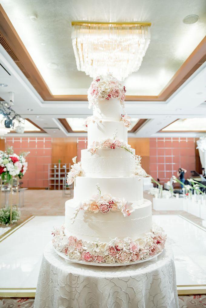 The Wedding of Martin & Eugenia by Mandarin Oriental, Jakarta - 009