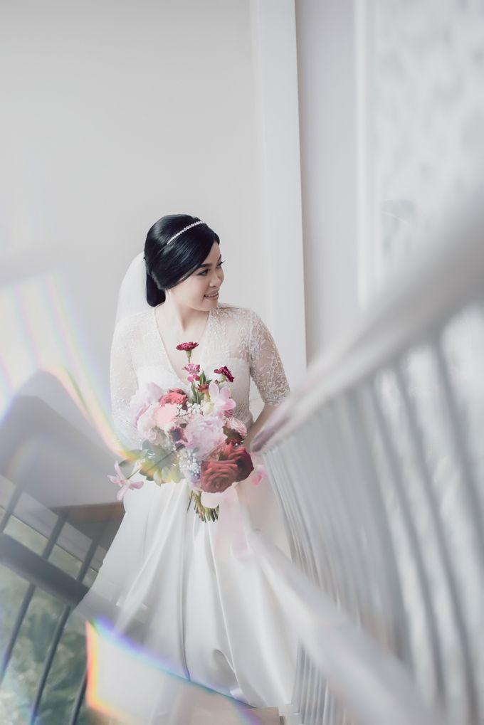 Hendra & Stephanie's Wedding by Cloche Atelier - 009