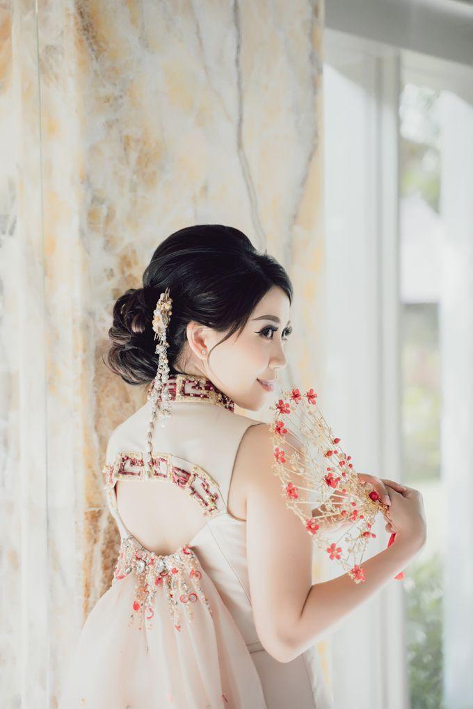 The Wedding of Senjaya & Livia by Bali Wedding Atelier - 020