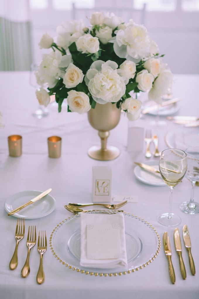 Whimsical Gold Inspired Wedding by Stella & Moscha Weddings - 035