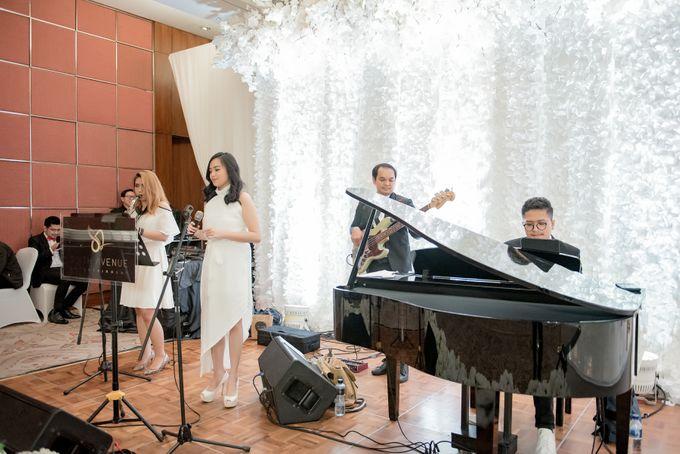 The Wedding of Martin & Eugenia by Mandarin Oriental, Jakarta - 012