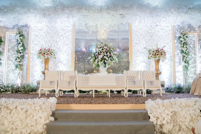 The Wedding Of  Arvin & Jessica by Finest Organizer - 019