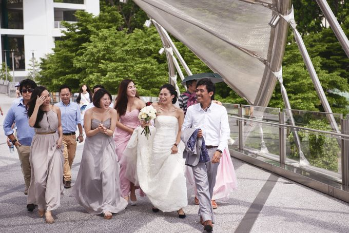 Actual Wedding Day - Syazwan & Eva (Part 1) by A Merry Moment - 016