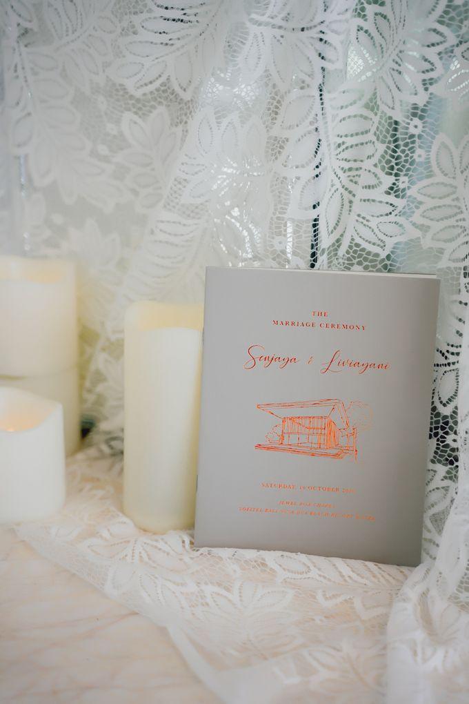 The Wedding of Senjaya & Livia by Bali Wedding Atelier - 021