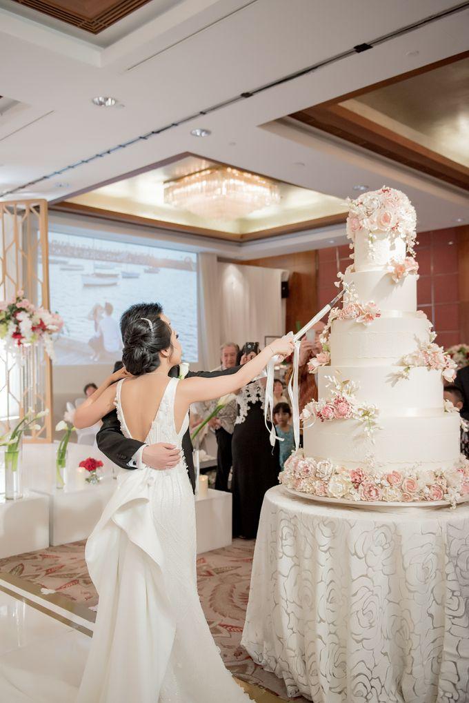 The Wedding of Martin & Eugenia by Mandarin Oriental, Jakarta - 001