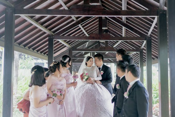 Shangri-la - Alvien & Olivia by Maestro Wedding Organizer - 026