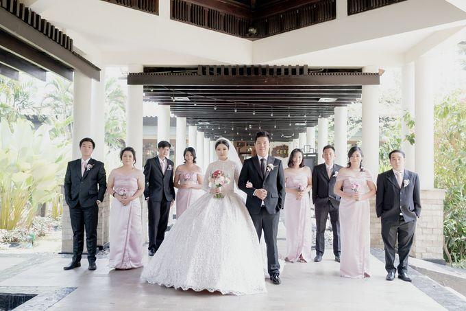 Shangri-la - Alvien & Olivia by Maestro Wedding Organizer - 027