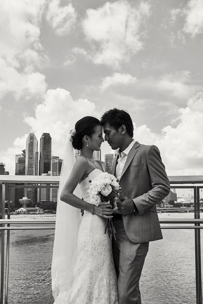Actual Wedding Day - Syazwan & Eva (Part 1) by A Merry Moment - 018