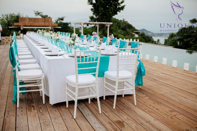 Destination Villa Wedding for Andrew and Julie by Unique Wedding and Events - 013