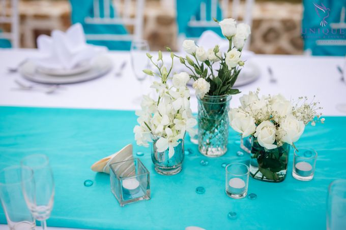 Destination Villa Wedding for Andrew and Julie by Unique Wedding and Events - 014