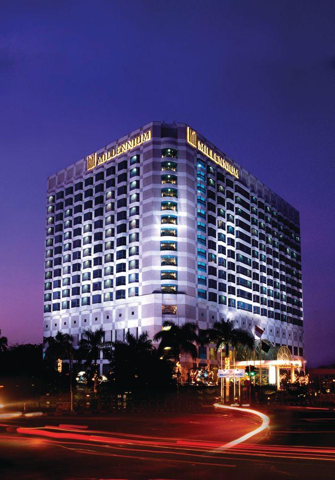 Hotel Rooms by Millennium Hotel Sirih Jakarta - 019