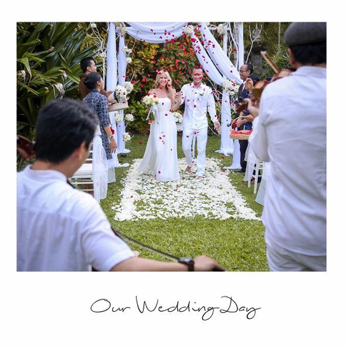 Patrick & Kristina Wedding by Meliá Bali Indonesia - 009