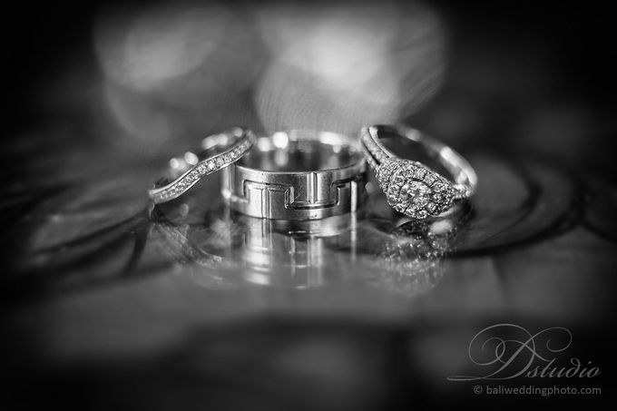 Tenniel and Dean Wedding by D'studio Photography Bali - 001