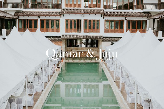 The Wedding of Qamar and Juju by Fern.co - 001
