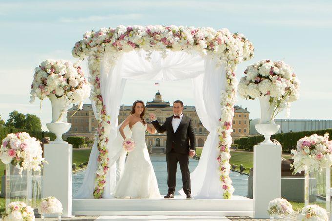 Wedding in the Konstantinovsky Palace by Grand Premier - 035