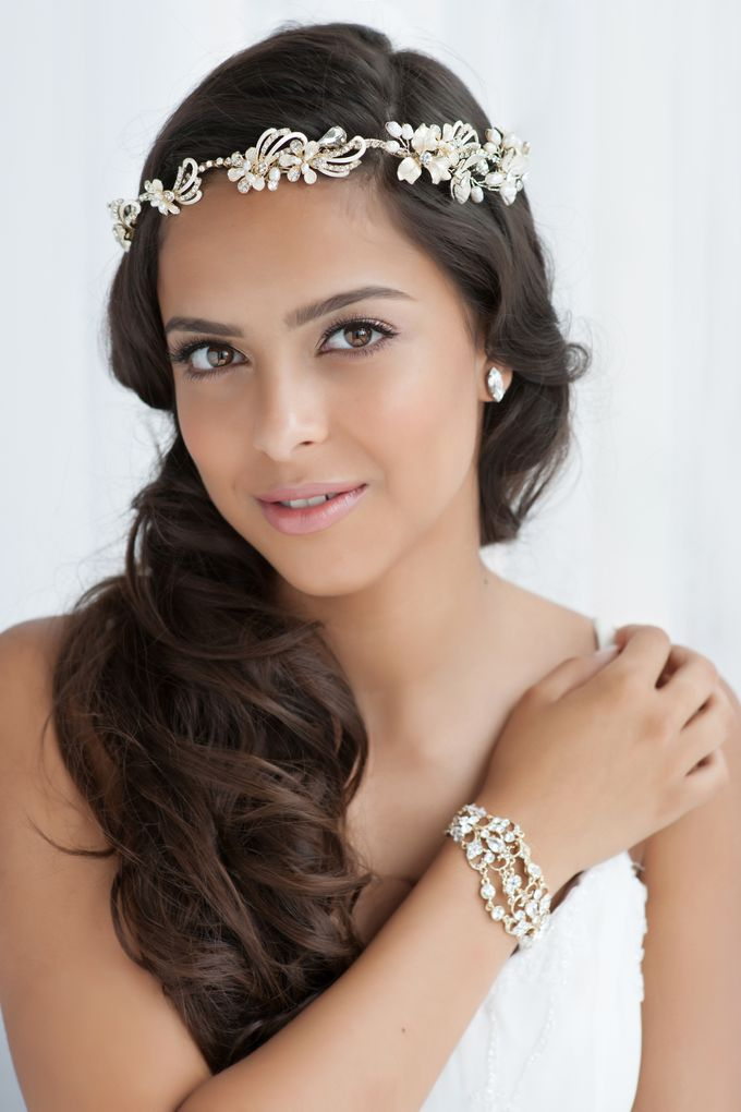 Roman & French - Bridal Jewellery and Wedding Hair Accessories by Roman & French - 001